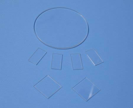 Fused Silica glass wafer/plate