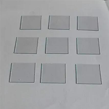 ITO coated glass substrate