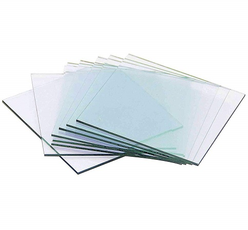 FTO coated glass substrate
